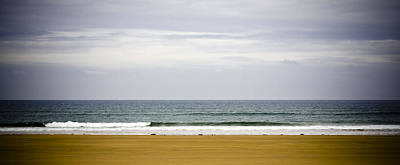 Blueish Photograph - Seascape by Frank Tschakert