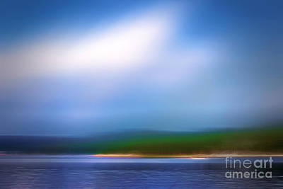 Photograph - Seascape Imagination by Lutz Baar