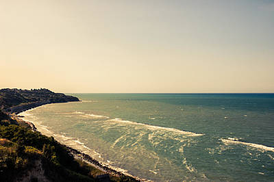 Photograph - Seascape In Italy  by Andrea Mazzocchetti