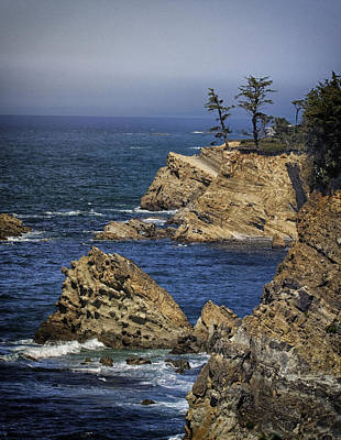 Photograph - Seascape by Jeanne Hoadley