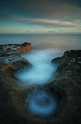 Photograph - Seascape by Jeremy Walker