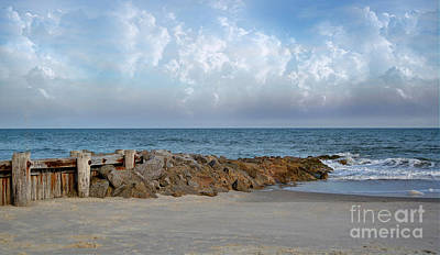 Photograph - Seascape  by Kathy Baccari