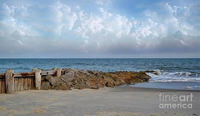 Photograph - Seascape  by Kathy Baccari