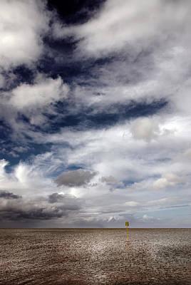 Beach Photograph - Seascape by Mark Rogan