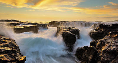 Photograph - Seascape Of Sydney by Atomiczen
