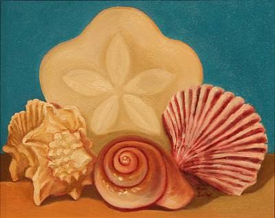 Seashells Art Print