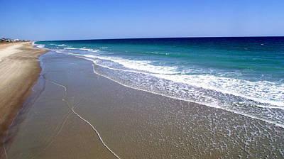 Rebecca West Photograph - Seashore I by Rebecca West