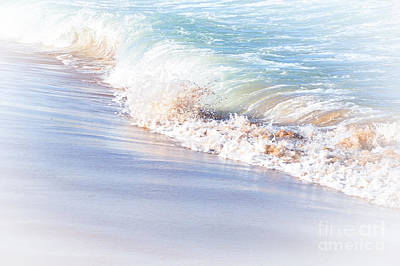 Photograph - Seashore Pastel by Kaye Menner