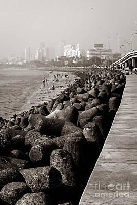 Music Figurative Potraits - Seashore by Vijay Sonar