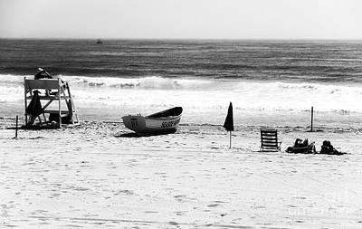Seaside Heights Photograph - Seaside Beach Days by John Rizzuto
