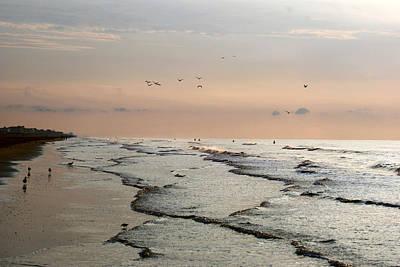Photograph - Seaside Escape by Michael Davis