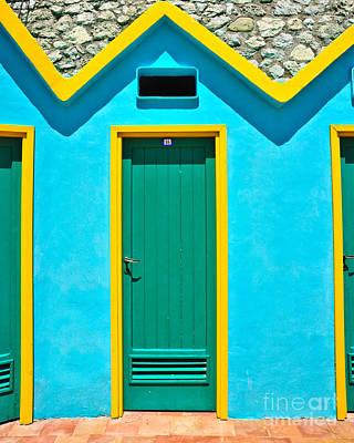 Girona Photograph - Seaside In Capri Italy by Liesl Marelli