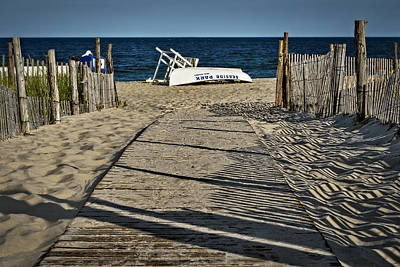 Photograph - Seaside Park New Jersey Shore by Susan Candelario