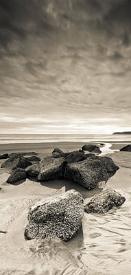 Photograph - Seaside Sentiment 3 by Ryan Weddle