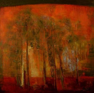 Inverted Painting - season No.4 by Zheng Li
