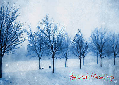 Photograph - Season Of Greetings by Kathy Bassett