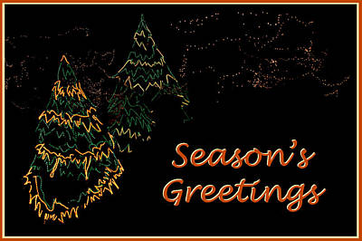 Photograph - Season's Greetings by Nikolyn McDonald