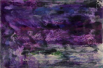Seastorm I Art Print