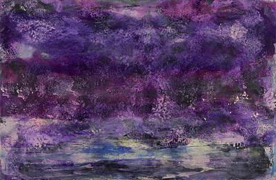 Seastorm II Art Print