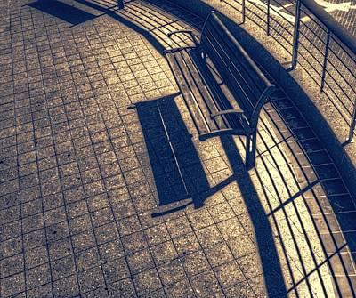 Photograph - Seat Dreams by Wayne Sherriff