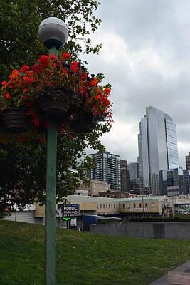 Photograph - Seattle by Joelle Bhullar
