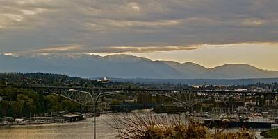 Photograph - Seattle by Kristina Deane