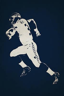 Seattle Seahawks Photograph - Seattle Seahawks Shadow Player by Joe Hamilton