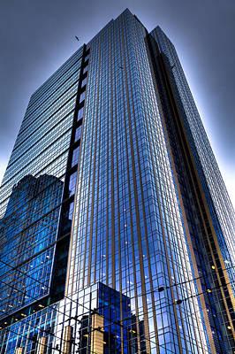 Seattle Photograph - Seattle Skyscraper  by David Patterson