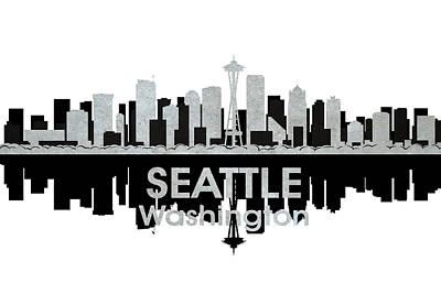 Seattle Wa 4 Art Print