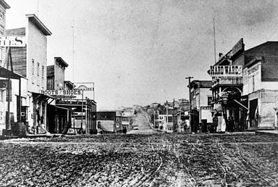 1880s Photograph - Seattle, Washington, 1880s by Granger