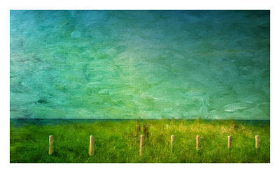 Seaview Art Print by Barbara Socor