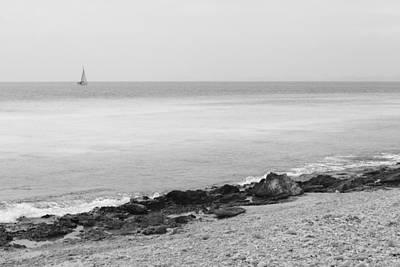 Natuur Photograph - Seaview Bonaire by Vanessa Devolder