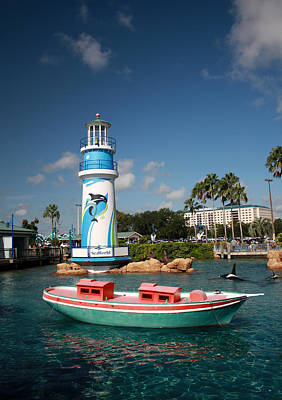 Photograph - Seaworld 50th by David Nicholls