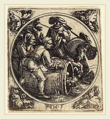 Sebald Beham German, 1500-1550, Regulus Art Print
