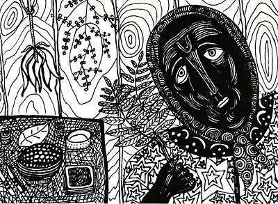 Sebastiana Art Print by Sarah Loft