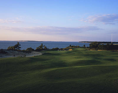 Photograph - Sebonack National Golf Club by Stephen Szurlej