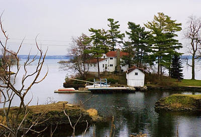 Photograph - Seclusion On The Saint-laurent by Robert Culver