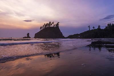 Photograph - Second Beach by Dustin  LeFevre