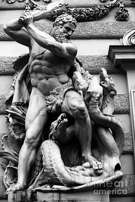 Photograph - Second Labor Of Hercules by John Rizzuto