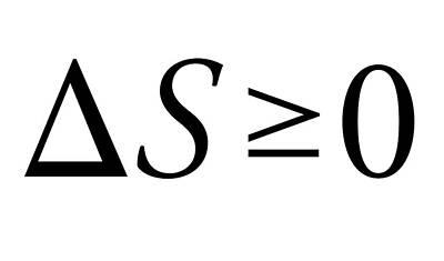 Second Law Of Thermodynamics Art Print