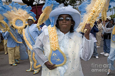Photograph - Second Line Parade by Jim West