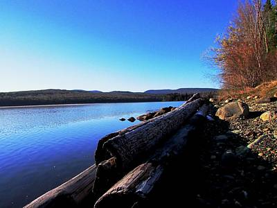 Photograph - Second Shoreline by Will Boutin Photos