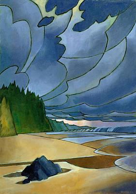 Kauai Painting - Secret Beach by Douglas Simonson