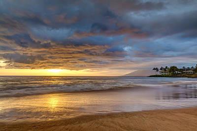 Photograph - Secret Beach Sunset by Pierre Leclerc Photography