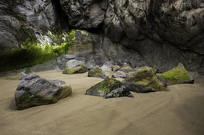 Photograph - Secret Cove by Sara Hudock
