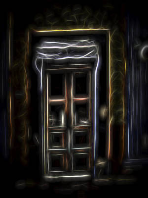 Secret Doorway Art Print