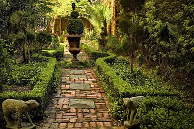 Secret Garden Art Print by Diana Powell