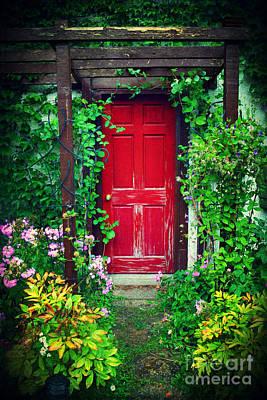 Photograph - Secret Garden by Heidi Hermes