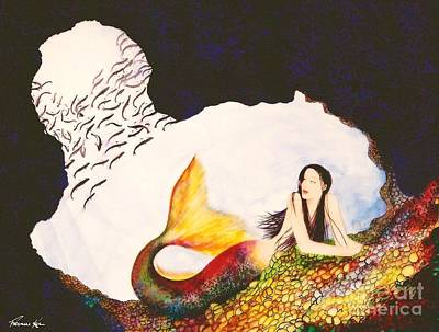 Painting - Secret Hideaway by Frances Ku