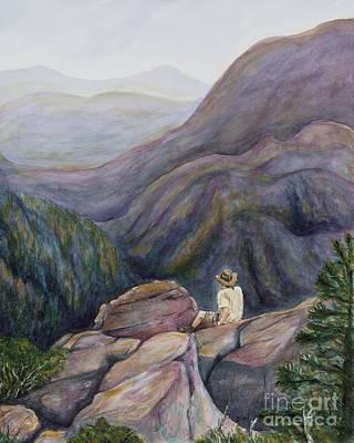 Secret Mountain Solitude Original